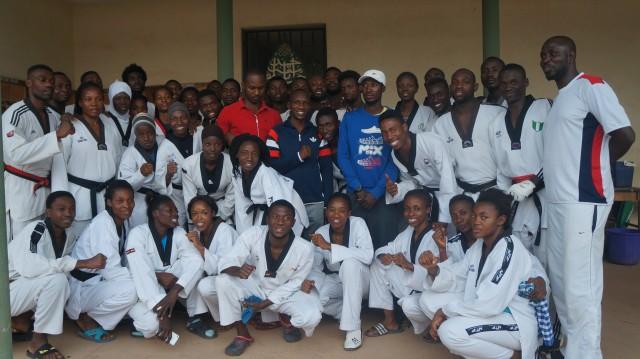 Taekwondo: National training camp comes to an end