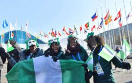 Winter Olympics: No medal targets for Team Nigeria- Gumel