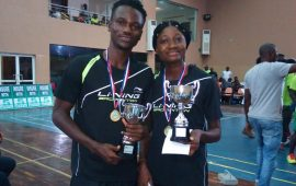 Adesokan, Krobapor climb in latest world rankings