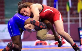 African Championships: Three top female wrestlers expected in Nigeria today