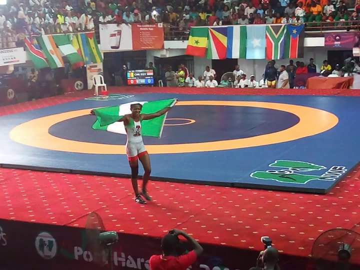 AWC 18 Adekuoroye, two others dedicate titles to Igali
