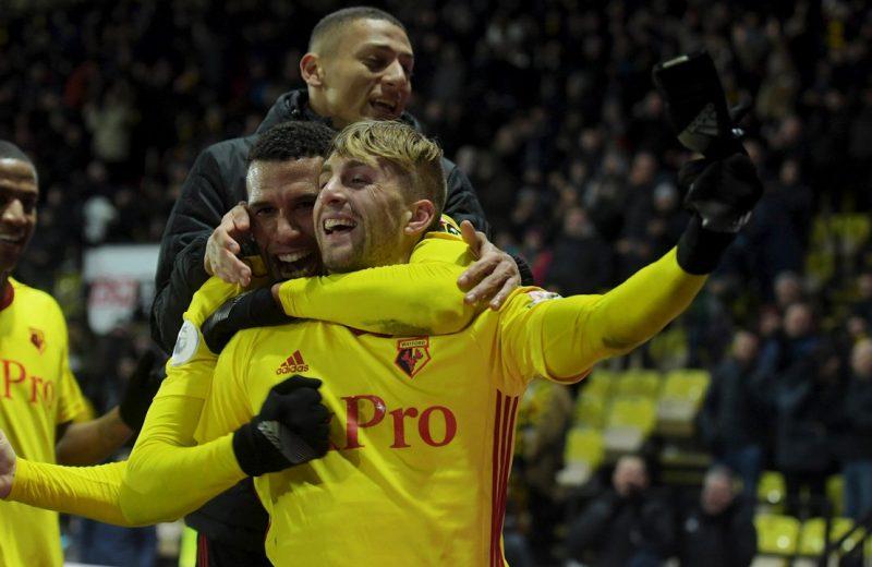 Doucoure, Deulofeu inspire Watford past 10-man Chelsea
