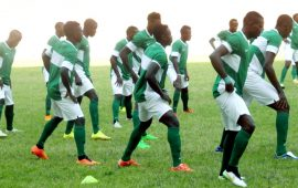 CHAN 2018: 19 Eagles train in Casablanca, watched by NFF bosses