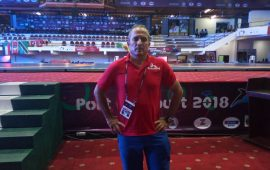 One on One with Namibia Wrestling Head Coach, Forcelledo