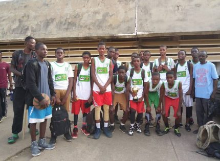 Milo Sec School Basketball Championship ends in Ilorin