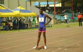 Athletics: Bamidele dumps Nigeria after trials