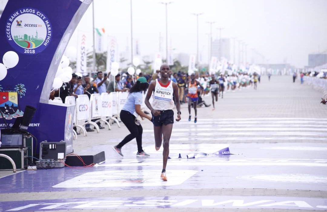 Lagos Marathon: The East African dominance…