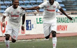 NPFL: Rangers' Itoya bullish ahead clash with Pillars