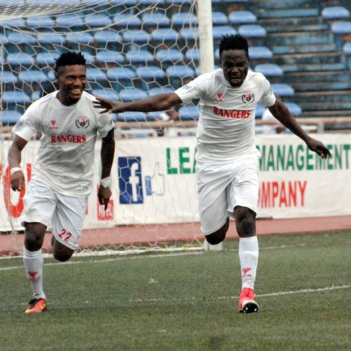 NPFL: Rangers' Itoya bullish ahead clash with Pillars