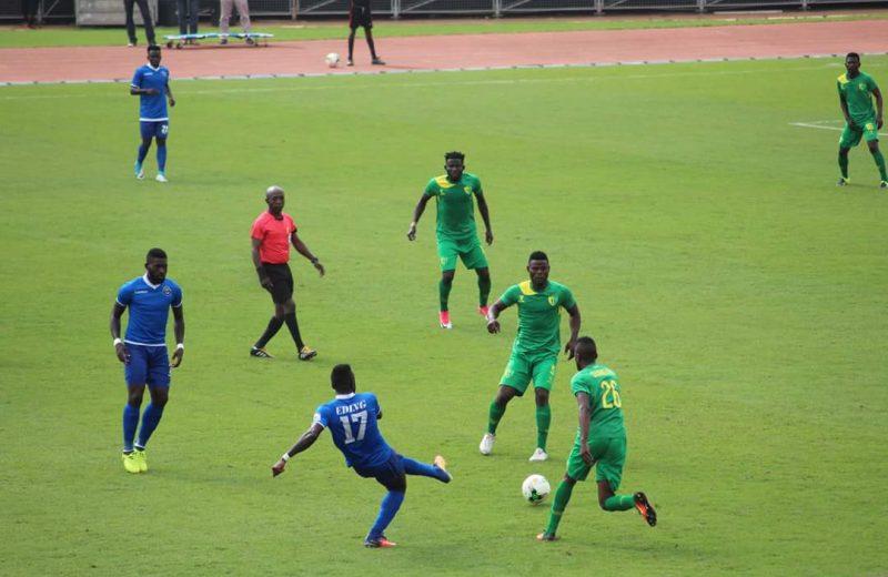 CAF CL: Plateau United, MFM progress to next stage