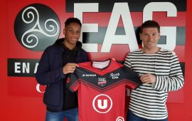 Drogba's son Isaac joins French club Guingamp