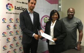 NWFL partner with LaLiga to improve women's football in Nigeria