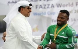 Para Powerlifting: Nigeria's Kehinde breaks World Record