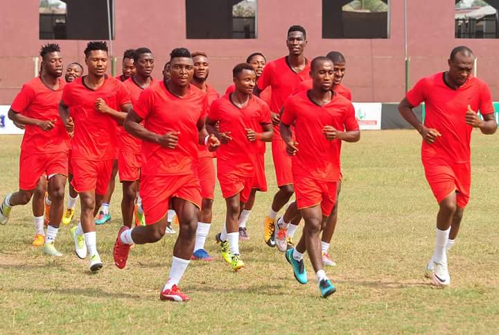 AITEO Cup: Enugu Rangers' Ogunbote out to avenge loss to Nasarawa