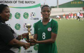 WAFU Women Tournament: Nigeria 3-0 Senegal