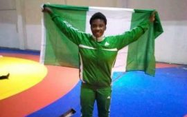 African Wrestling Championships: Nigeria tops medal table on Day 1