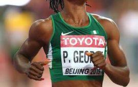 Athletics: Okon George leads 8 others to World Indoors