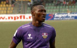 NPFL: CHAN snub doesn't mean I won't make it in life – Sikiru Olatunbosun