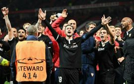 Champions League: Ben Yedder the hero for Sevilla