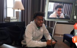 I want to do better than Okocha – Iwobi