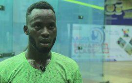 I'm not playing Squash because of money says Olarenwaju