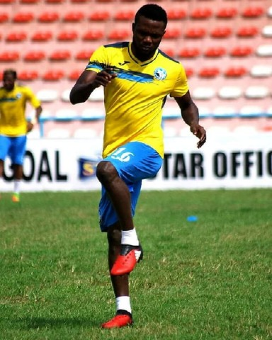 CAFCC: Enyimba will not take Energie for granted, says Ojo