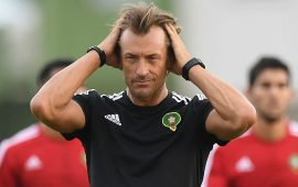 Morocco's Herve Renard admits poor outing against Serbia