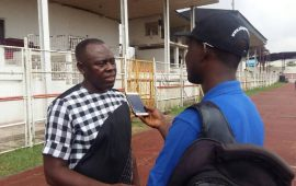 NPFL: Enemies have destroyed me, exclaims Heartland coach