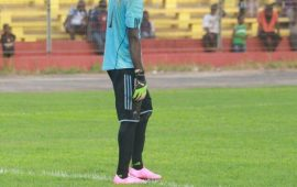 CAFCC: Energie FC keeper cautions Enyimba ahead of clash