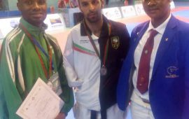 Para Taekwondo: Ukpera wins silver for Nigeria in Morocco