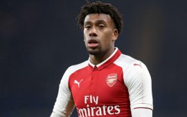PL: Iwobi and teammates must stay 'together' -Wenger