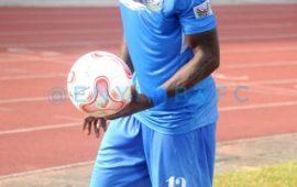 NPFL: Enyimba's Dimgba attributes good form to Aigbogun