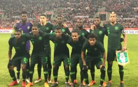 Poland Vs Nigeria: Players' Reactions in Wroclaw