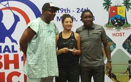 Egypt biggest winners at Lagos International Squash Classics