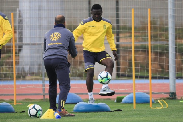 LaLiga: Etebo to miss Real Madrid clash, Imoh listed