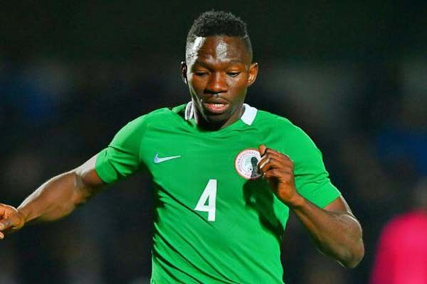 Omeruo to Chelsea: I need a home, no more loan moves.