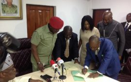 Dalung endorses NSDFI, AUSC region 2 fund raising partnership