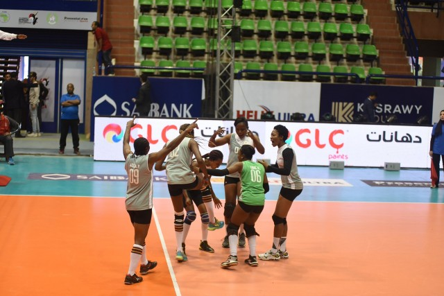 Volleyball: Nigeria Customs win openingmatch
