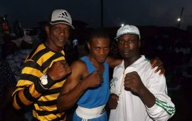 C/Wealth Games:  Nigeria Boxer hunts for medal