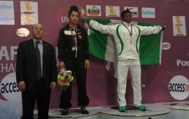 Wrestling: Aminat Adeniyi set to defend title at the C/Games