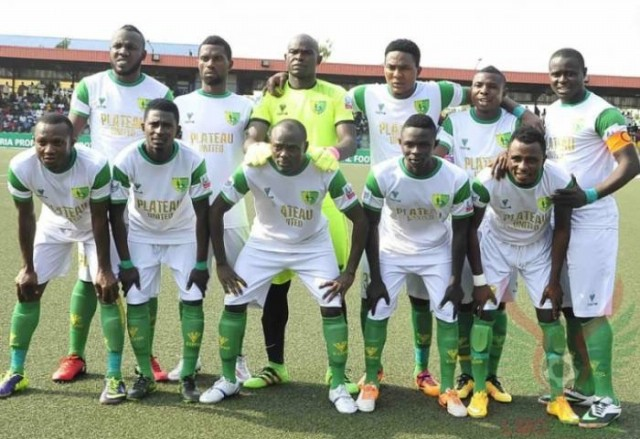 CAFCL: Plateau United arrive Kano for Etoile clash