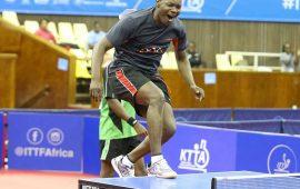 ITTF Kenya: Idowu produces masterclass to beat Toriola