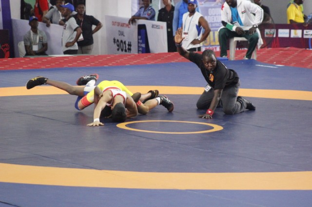 Wrestling: 3rd Gov Dickson Classics to hold in June