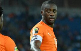 Yaya Toure recalled to Ivory Coast ahead of friendlies