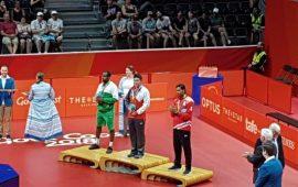 Commonwealth Games: Silver for Aruna Quadri