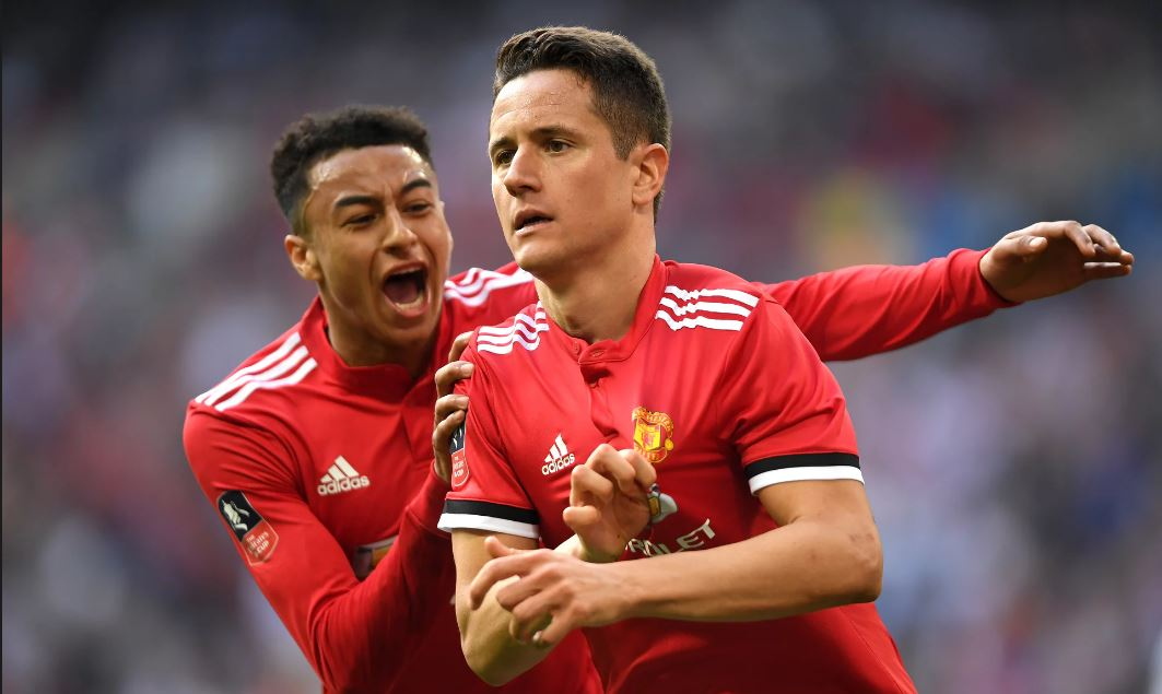 Emirates FA Cup: United beat Spurs to reach final