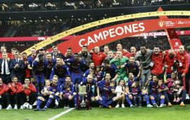 Copa Del Rey: Messi inspires Barca to fourth consecutive title