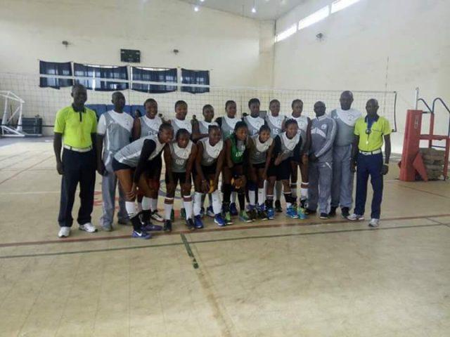 African V/ball C'ship: Customs thrash Energie of Benin Rep