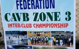 Africa V/ball C'ship: Police, Customs in semi-finals