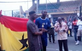 Africa V/ball C'ship: Ghana ecstatic about win despite tough opposition